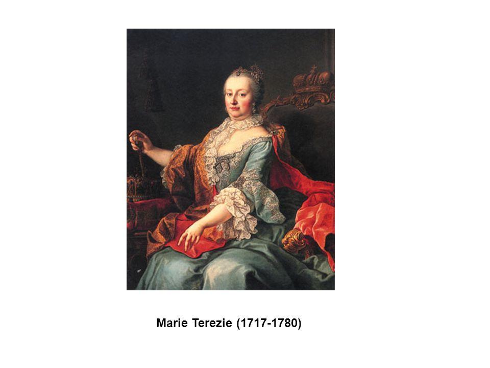 Marie Terezie (1717-1780)