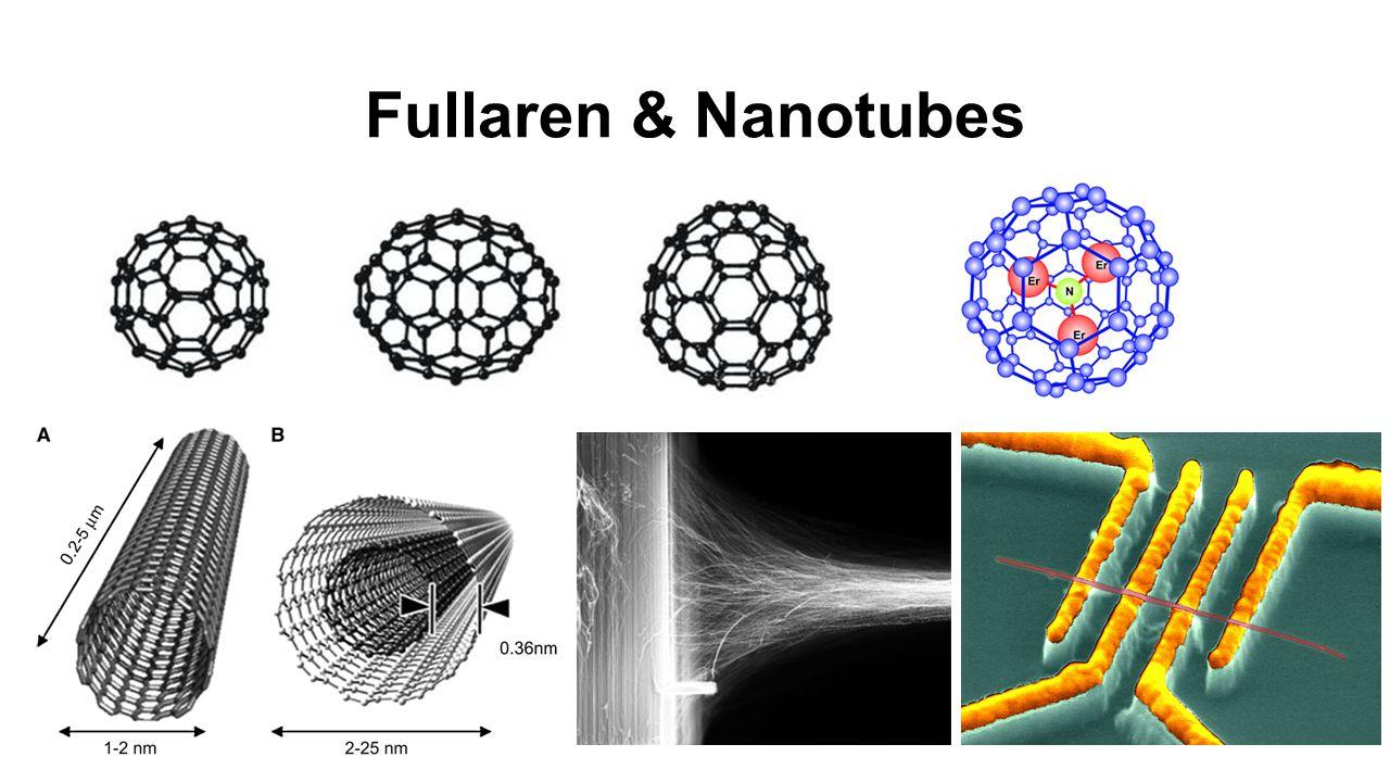 Fullaren & Nanotubes