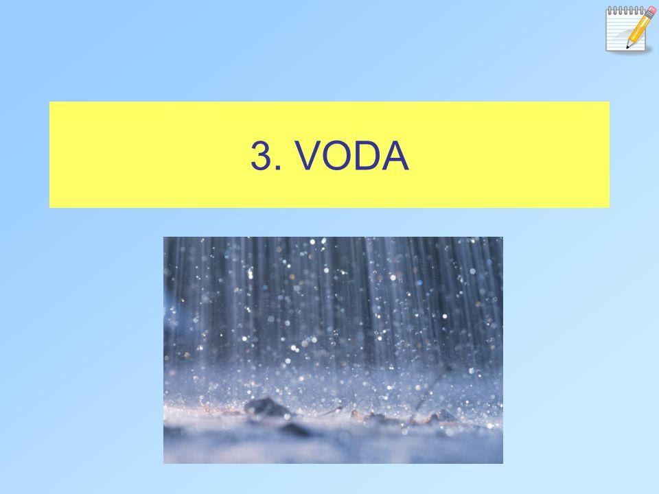 3. VODA