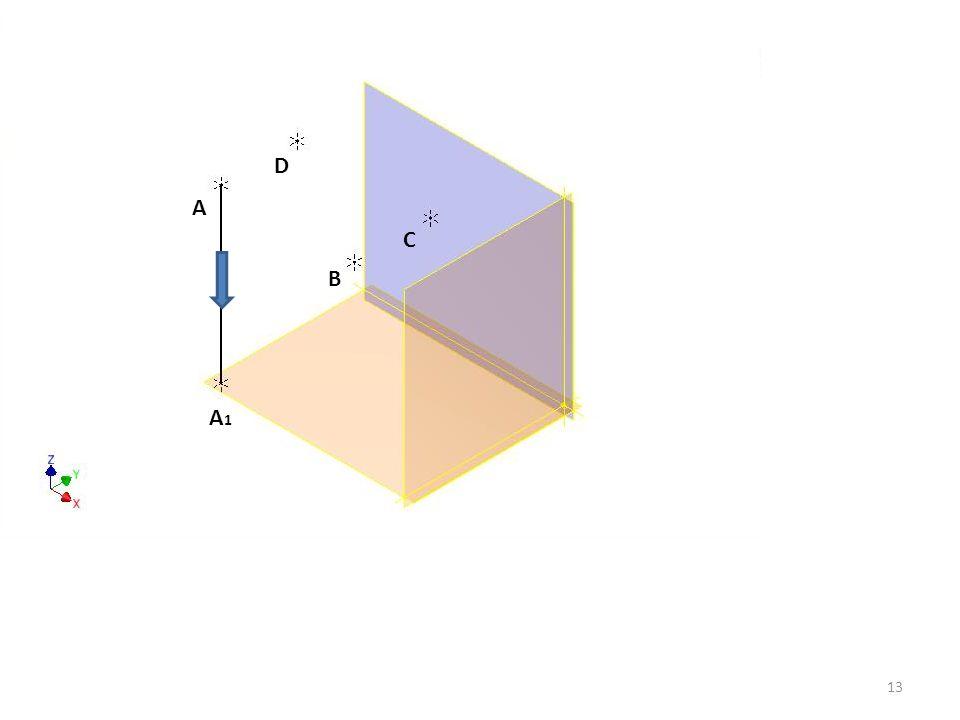 A B C D A1A1 13