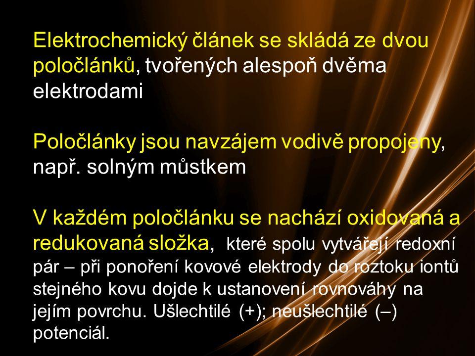 4 Oxidace a redukce Oxidace je děj, při kterém dochází ke zvyšování oxidačního čísla částice Redukce je děj, při kterém dochází ke snižování oxidačního čísla částice např.