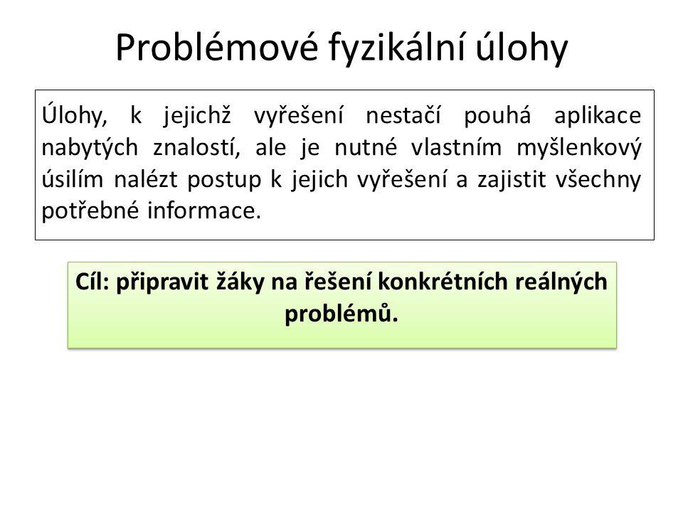 Tvůrčí řešení problémů Divergentní (rozbíhavé) a konvergentní (sbíhavé) myšlenkové operace.