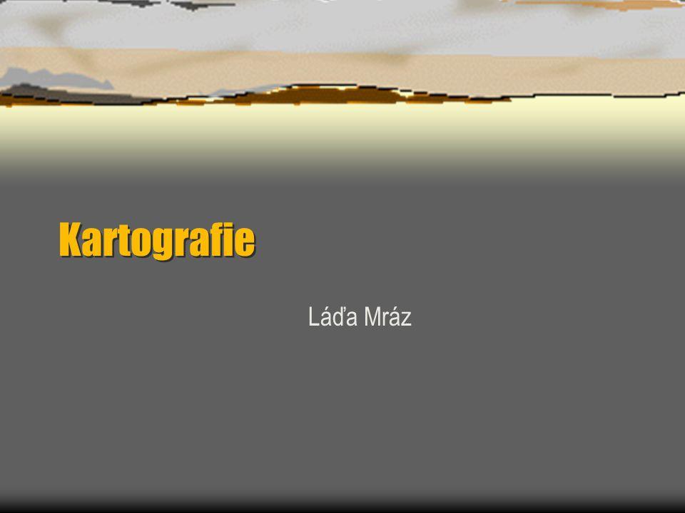 Kartografie Láďa Mráz