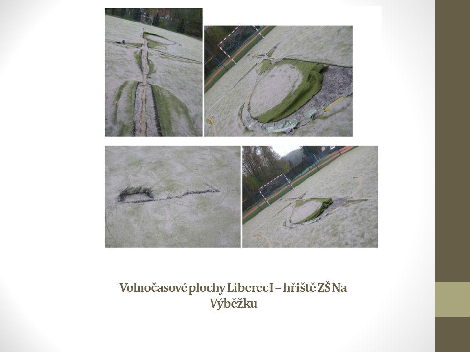 Volnočasové plochy Liberec I – hřiště ZŠ Na Výběžku