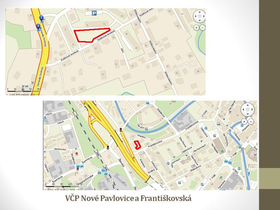 VČP Nové Pavlovice a Františkovská