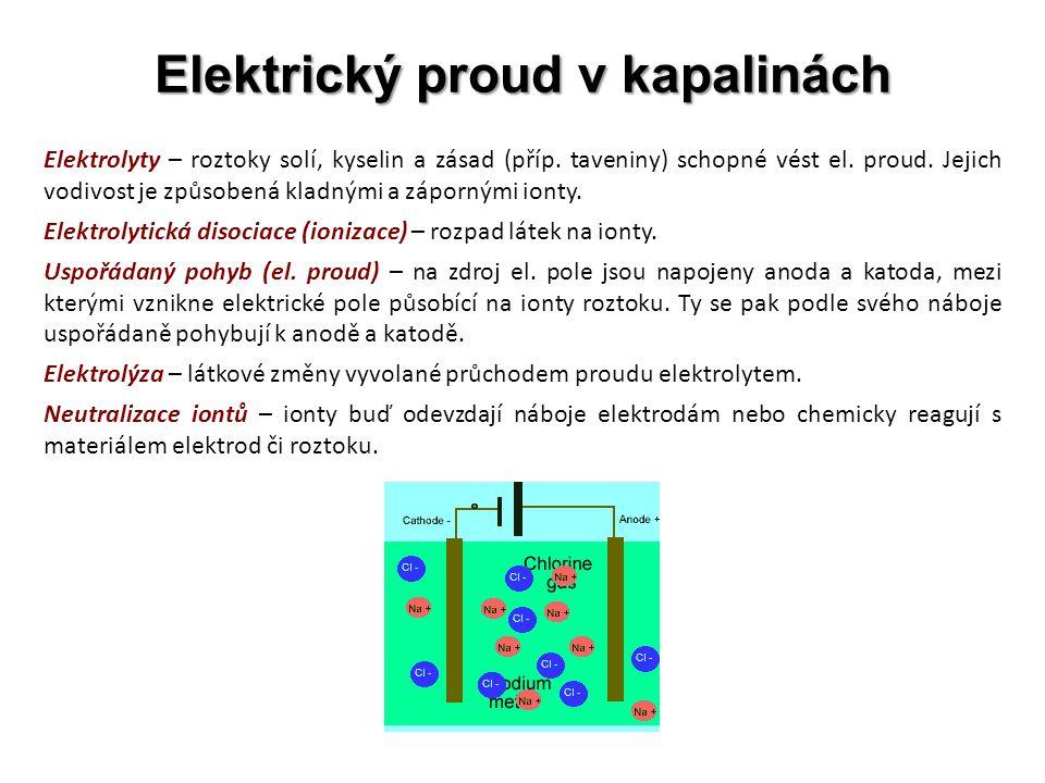 Indukčnost L Indukčnost je schopnost elektricky vodivých těles budit kolem sebe magnetické pole.