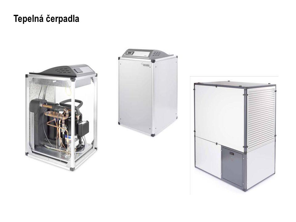 Komponenty : Modul propojení topného okruhu Připojovací sada primárního okruhu Odlučovač nečistot Odlučovač vzduchu Nemrznoucí směs Výměník pasívního chlazení REHAU tepelné čerpadlo GEO Příslušenství