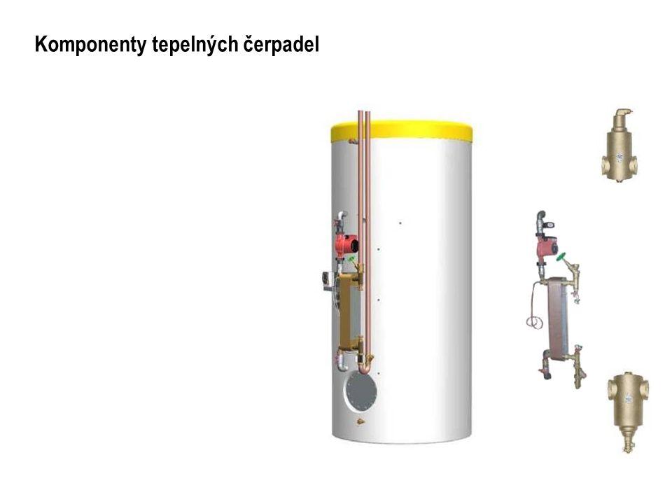 Komponenty tepelných čerpadel