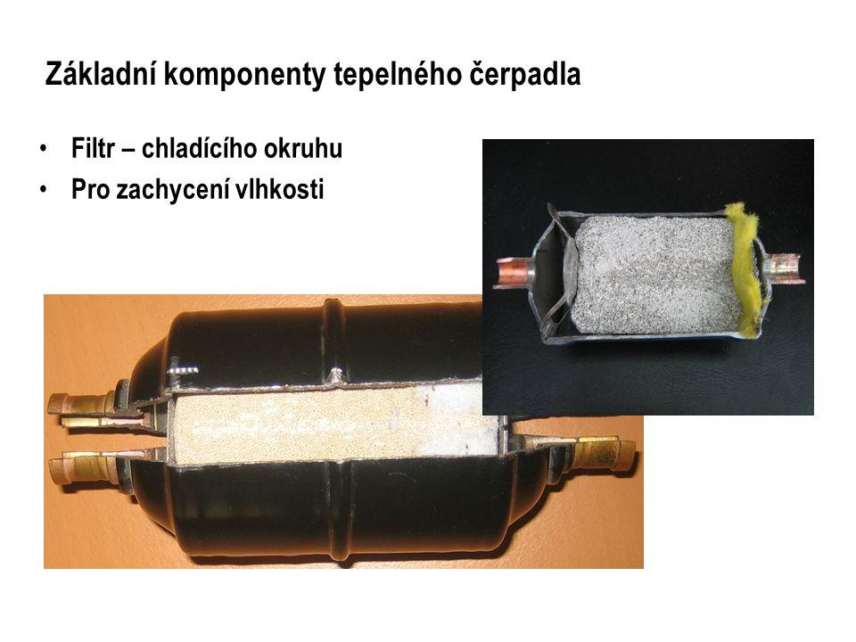 REHAU tepelné čerpadlo GEO Funkce topení a chlazení Výkonová řada Základní řada bez prim.