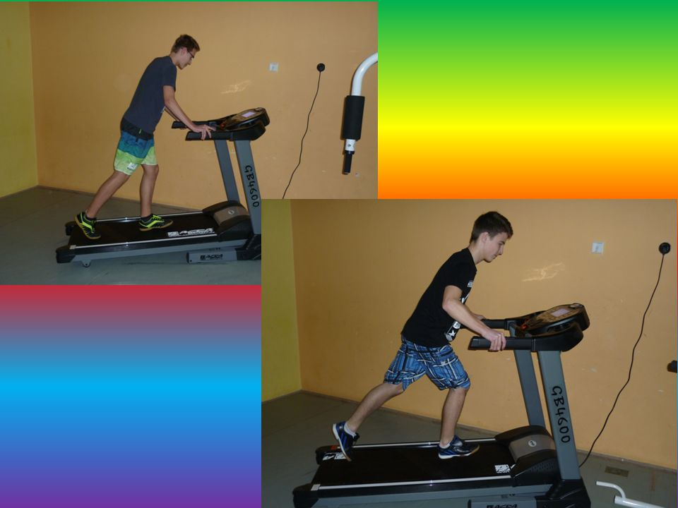 Běžecký pás Běžecký pás je vhodný pro nenáročné uživatele Je určen pro domácí trénink, simuluje běh do kopce Zlepšíte si tlak, krevní oběh, kapacitu p