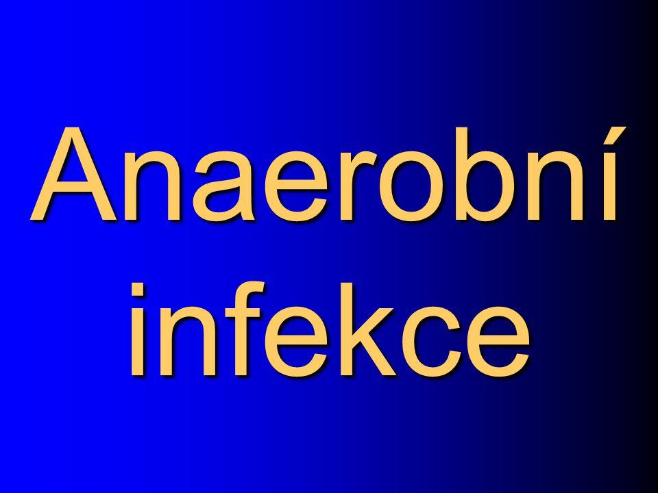 Anaerobní infekce