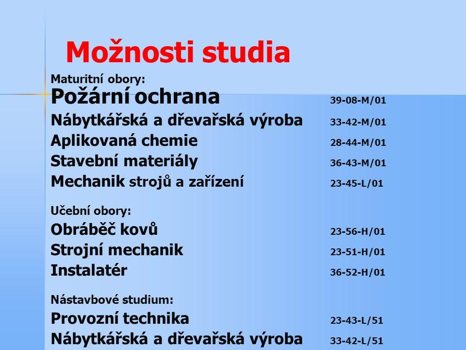 Všeobecné předměty Ročník1.2.3.4.