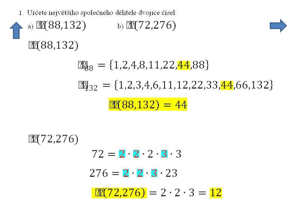 Vypíšeme si násobky čísla 140 a násobky čísla180