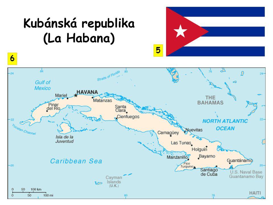 r.1492 zde přistál Kryštof Kolumbus prezidenti Fidel a Raul Castro 3.