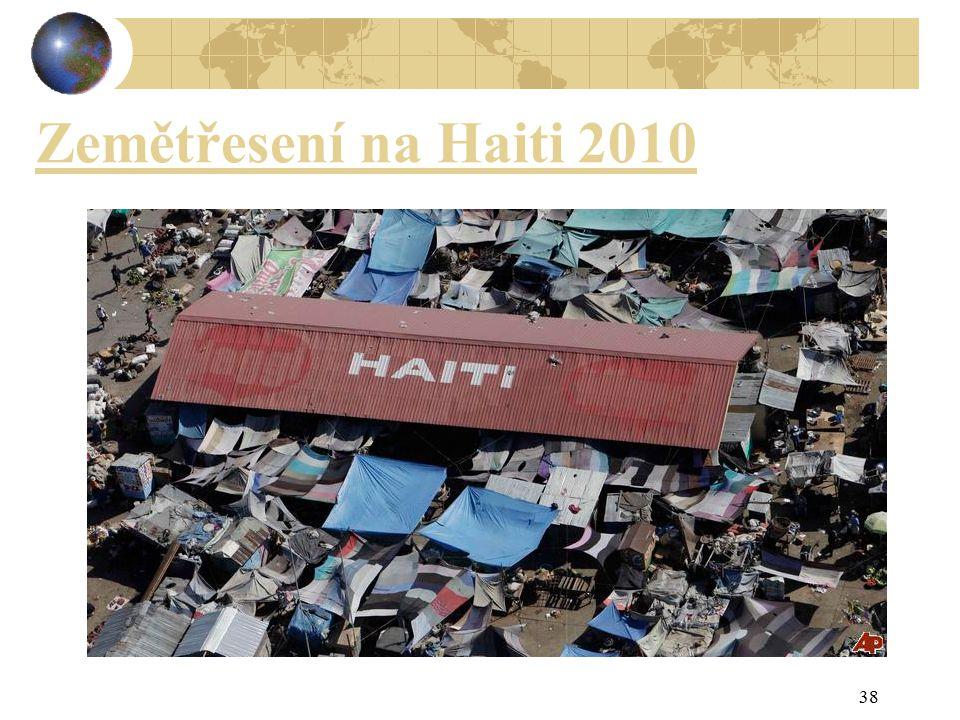 Zemětřesení na Haiti 2010 38