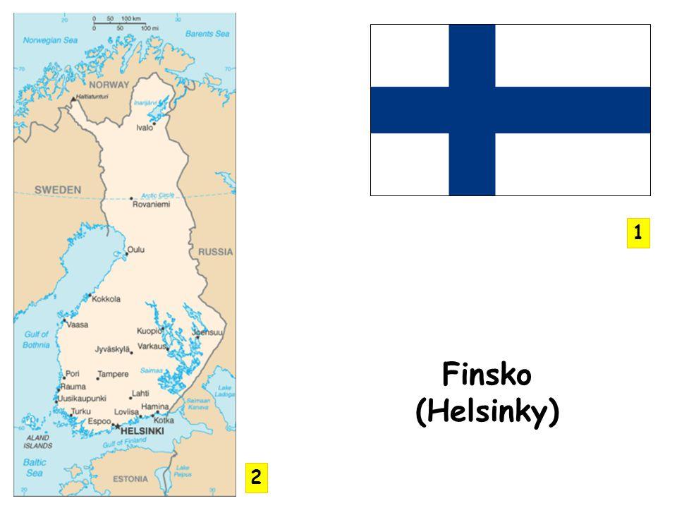 Finsko (Helsinky) 1 2