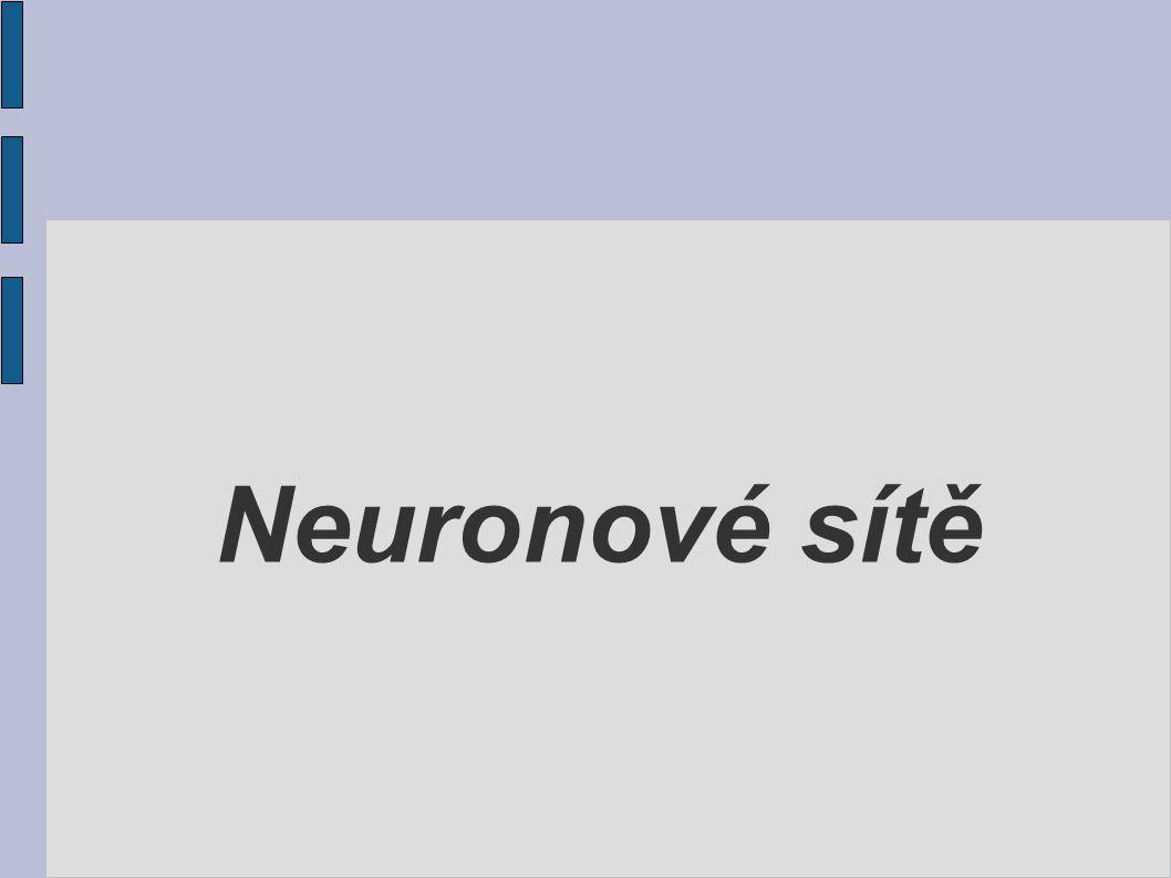 Použití neuronových sítí analýza neperiodických signálů(EEG, EKG, …) komprese, kódování a expanze signálu analýza a syntéza řeči adaptivní filtrace signálu a šumu ekonomika(vývoj kurzů, cenných papírů, …) zdravotnictví(analýza rentgenových snímků,...)