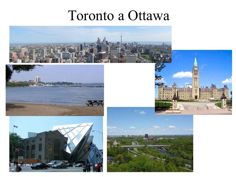 Toronto a Ottawa