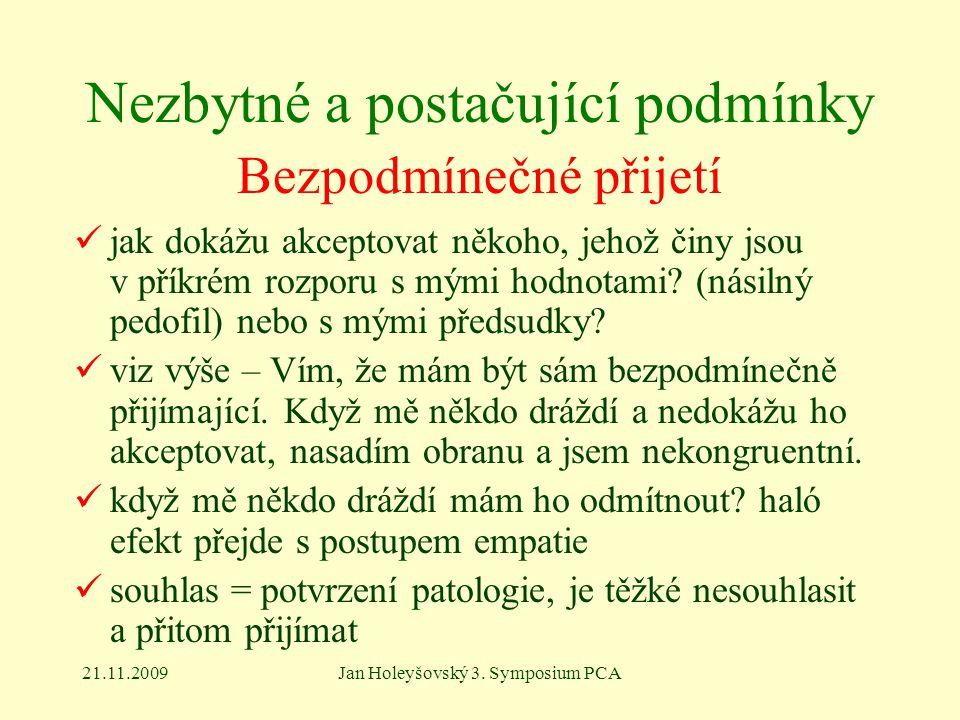 21.11.2009Jan Holeyšovský 3.