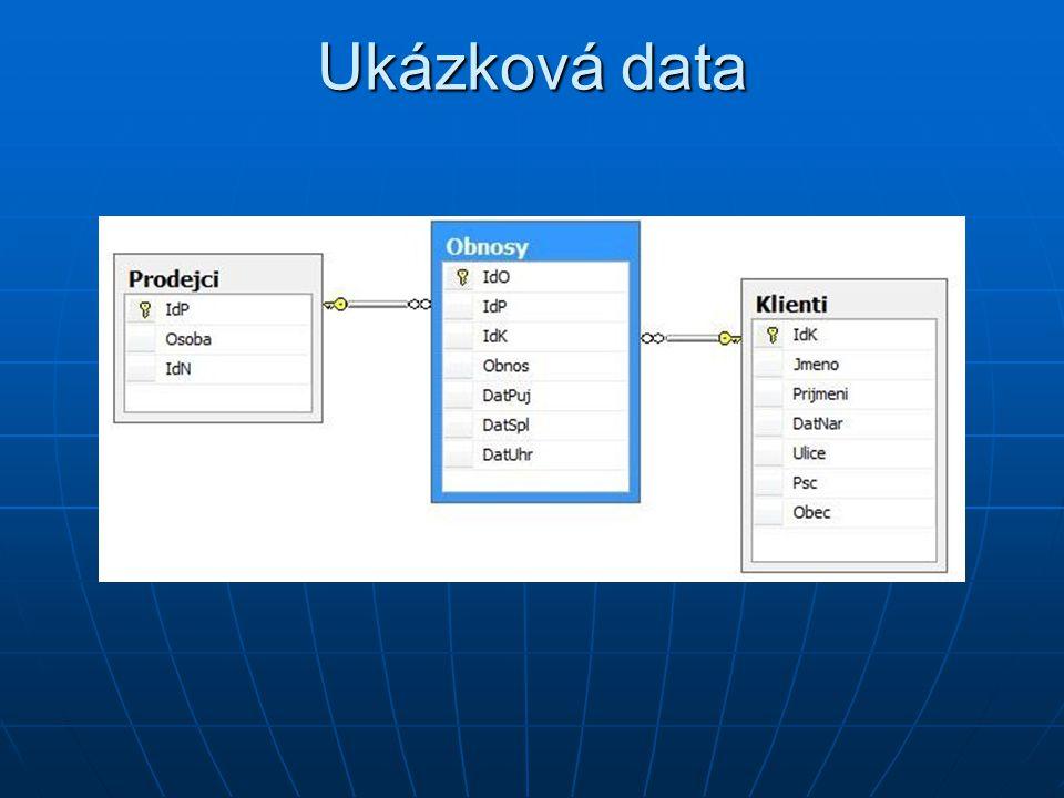 Zdroje informací česky SQL Bez předchozích znalostí SQL Bez předchozích znalostí předchozí přednášky předchozí přednášky Nejen SELECTem živ je člověk (DevCon 2009)Nejen SELECTem živ je člověk (DevCon 2009) Visual FoxPro – úvod do jazyka SQL (seminář jaro 2007)Visual FoxPro – úvod do jazyka SQL (seminář jaro 2007) Magický příkaz SELECT (DevCon 2005)Magický příkaz SELECT (DevCon 2005) webová fóra, např.
