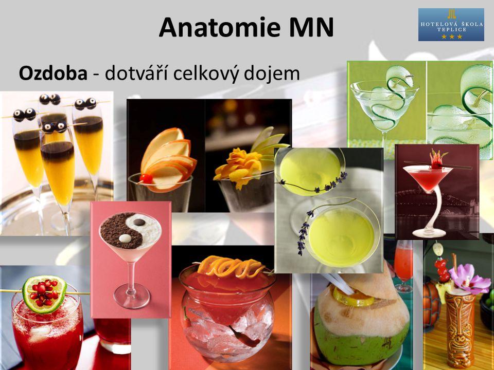 Anatomie MN Ozdoba - dotváří celkový dojem
