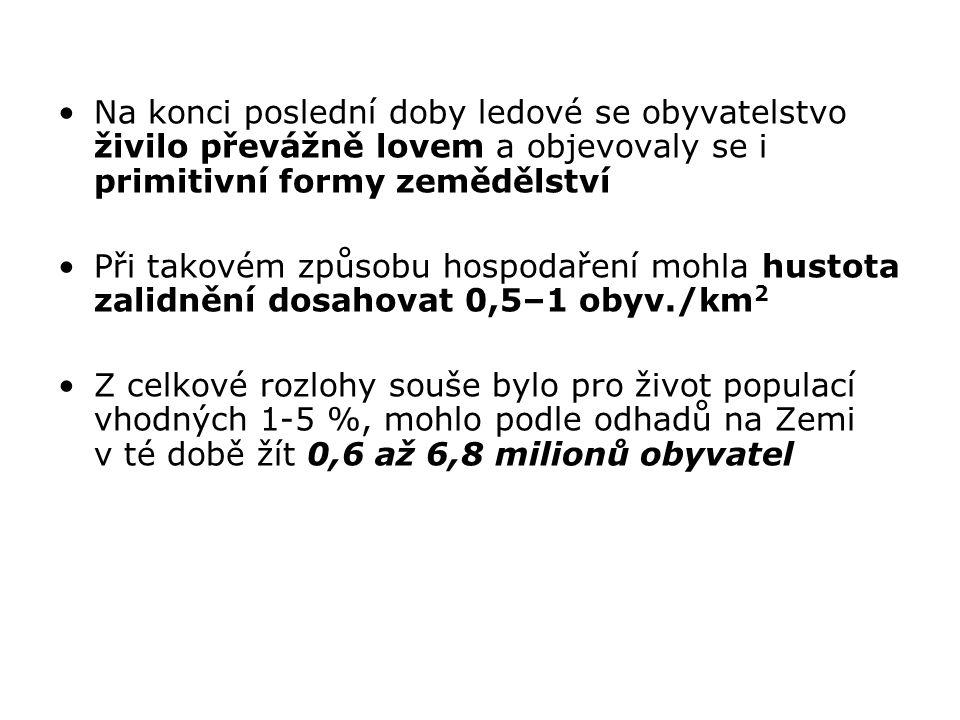 Rovněž i při hodnocení vývoje počtu obyvatel v období samotného 20.