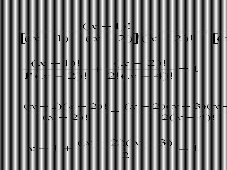 2x - 2 + x2 - 5x + 6 = 2 x2 - 3x + 2 = 0 x1 = 2, x2 = 1 To je však rozpor s předpokladem, úloha tedy nemá řešení.