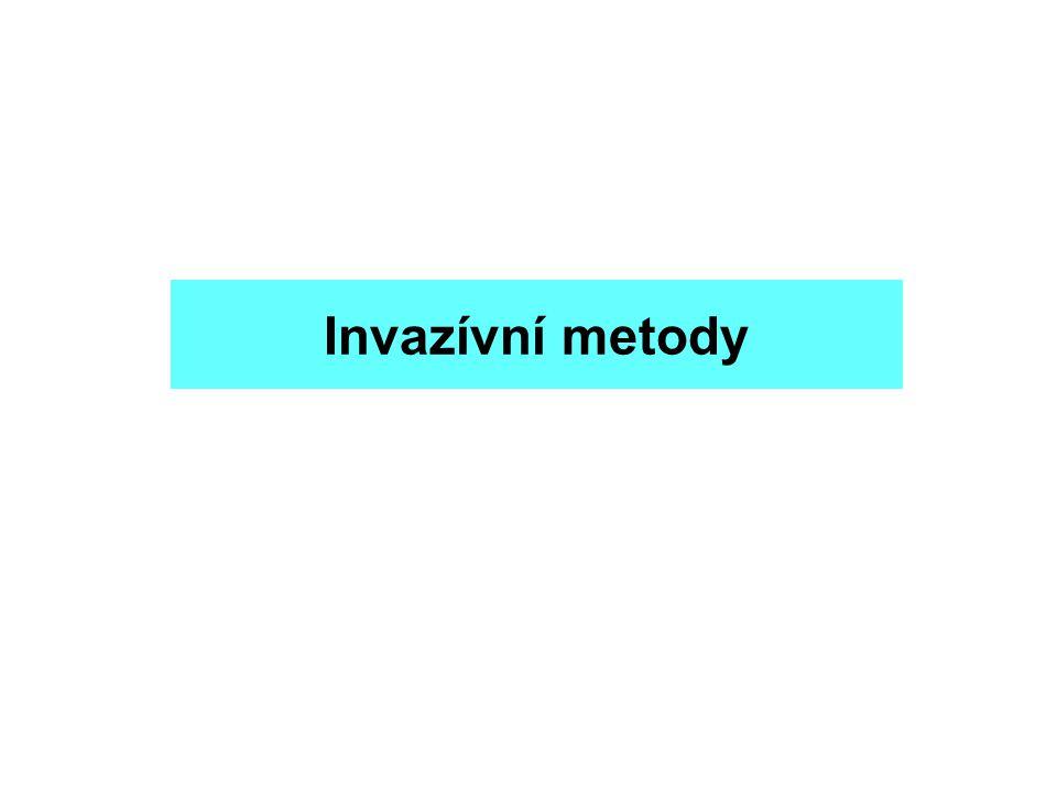 Invazívní metody