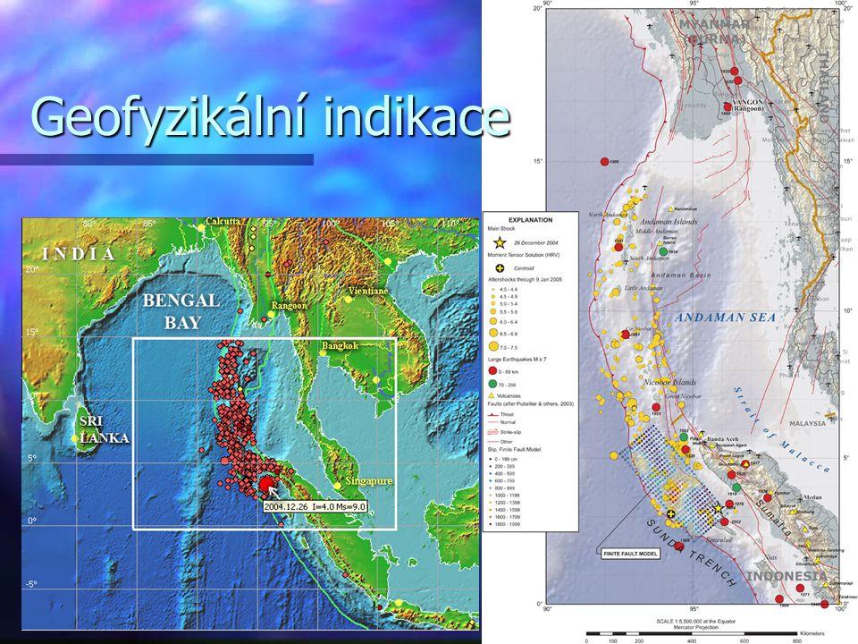 Geofyzikální indikace