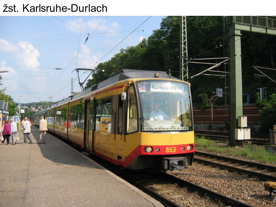 žst. Karlsruhe-Durlach