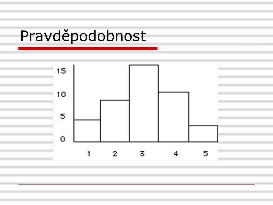 Pravděpodobnost - příklady  vaším úkolem je vytáhnout 1 žeton  jaká je pravděpodobnost, že vytáhnete žeton s číslem 3?