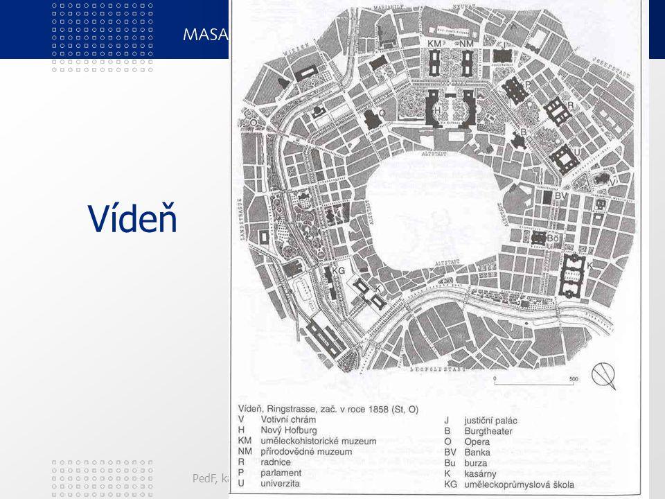 PedF, katedra geografie9 Vídeň