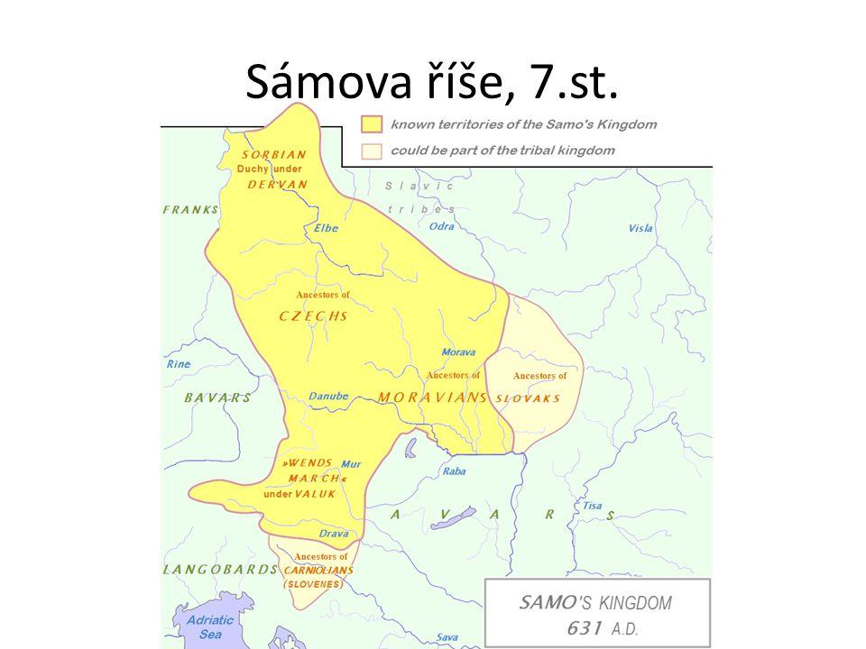Sámova říše, 7.st.