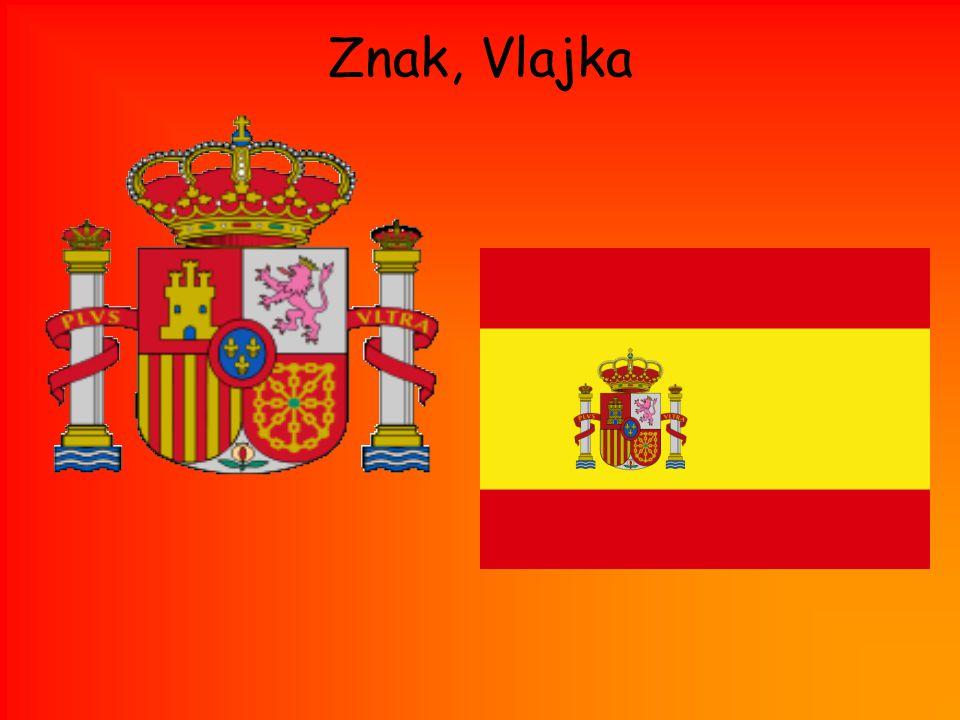 Znak, Vlajka