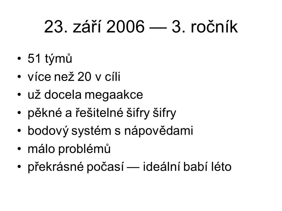 23. září 2006 — 3.