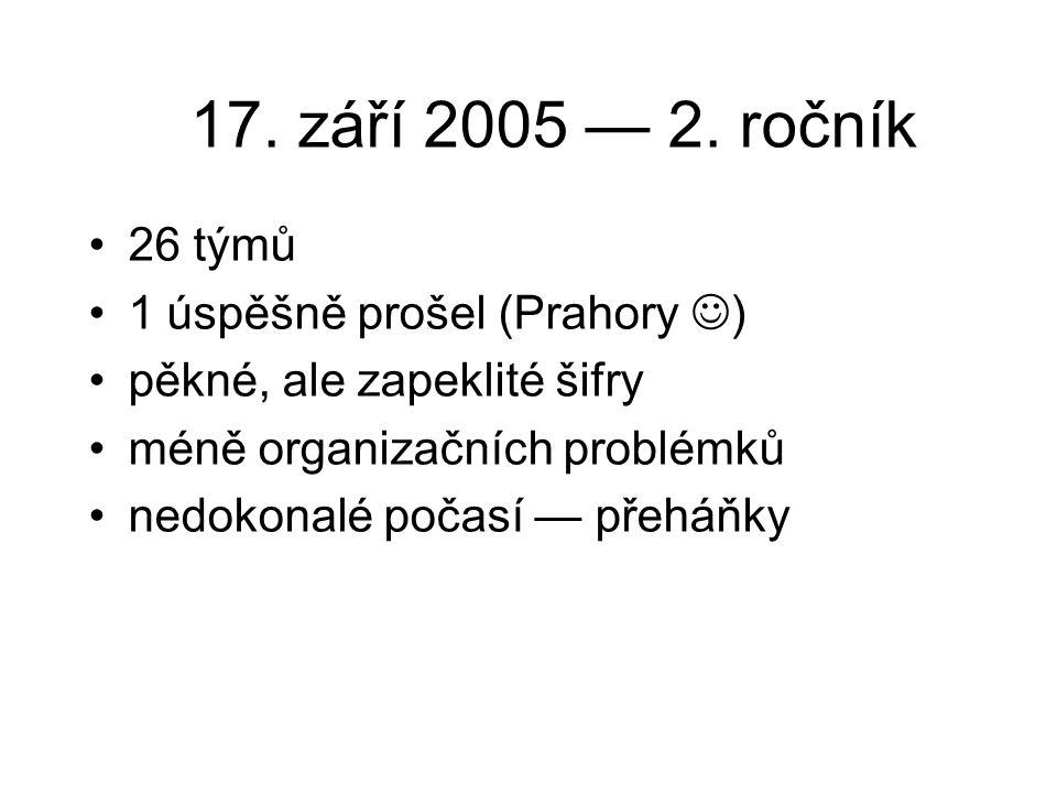 17. září 2005 — 2.