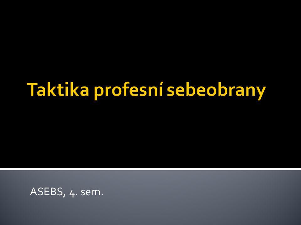 ASEBS, 4. sem.