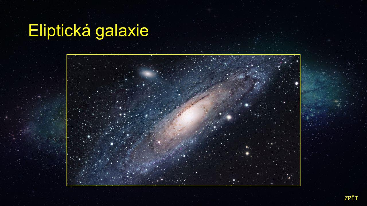 Eliptická galaxie ZPĚT