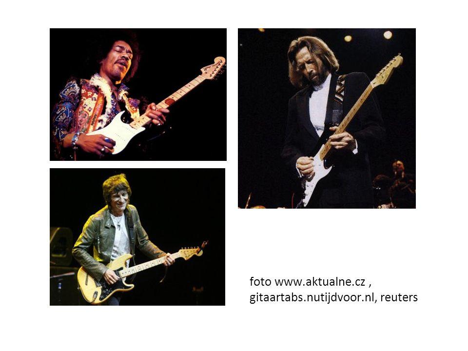 foto www.aktualne.cz, gitaartabs.nutijdvoor.nl, reuters
