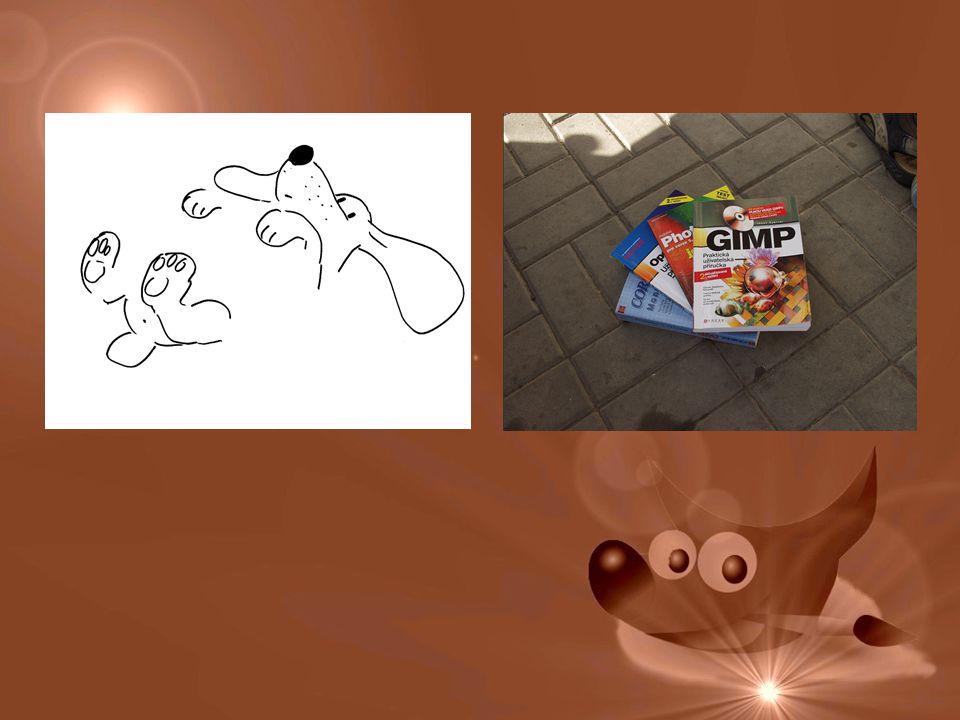 2.krok – Otevření a vkládání obrázků Otevřeme soubor s fotografií (Soubor … Otevřít).