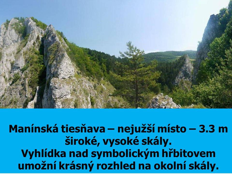 1.Velký Manín 891 m 2.Žibrid 867 m 3.Havrania skala 835 m 4.Kečka 822 m 5.Brada 816 m 6.Malý Manín 813 m 7.Dubica 811 m 8.Roháč 803 m 9.Hoľazne 794 m 10.Skalky 778 m 10 nejvyšších vrcholů Sulovských skal