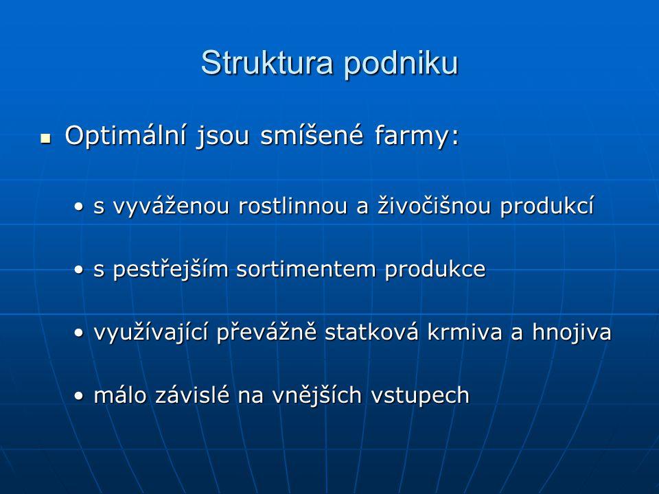 Živočišná produkce v konverzi Rozdíly mezi konvenční a ekologickou živočišnou produkcí, resp.