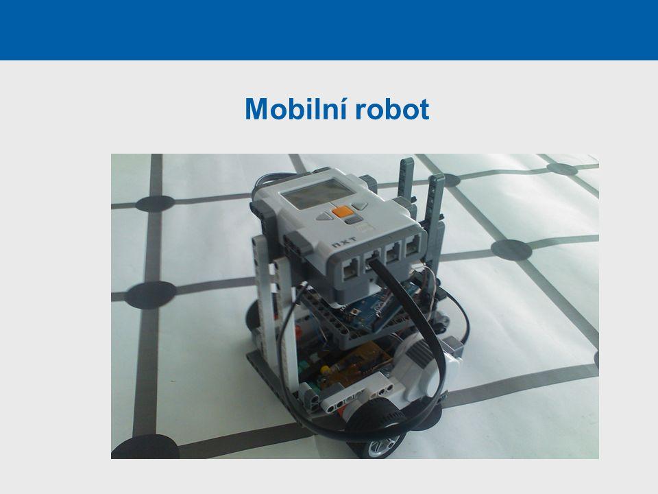 Mobilní robot