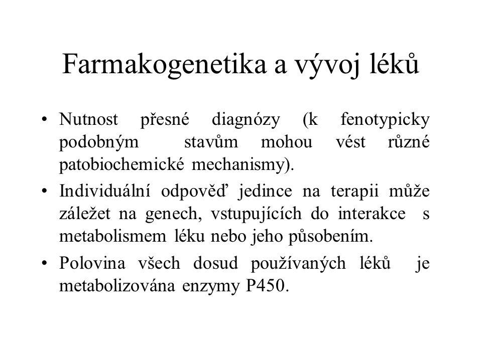 Geny odlišující ALL od AML