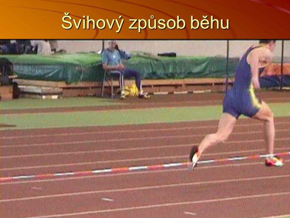 Švihový způsob běhu