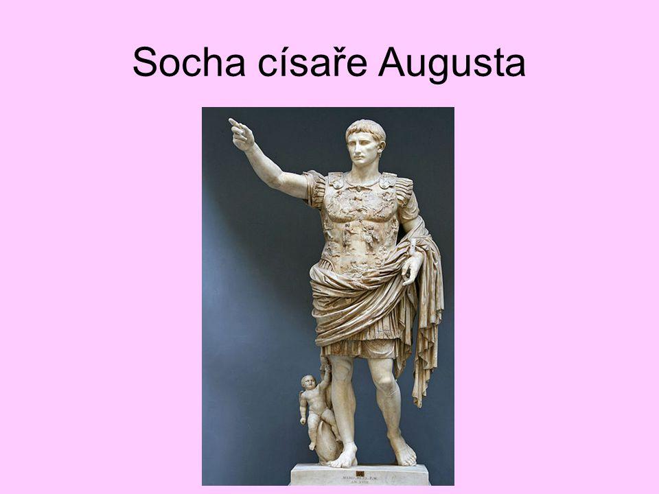 Socha císaře Augusta