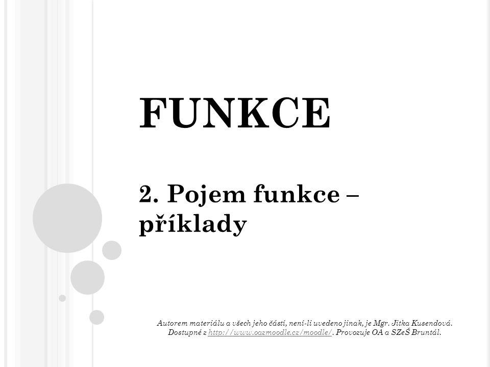 FUNKCE 2.