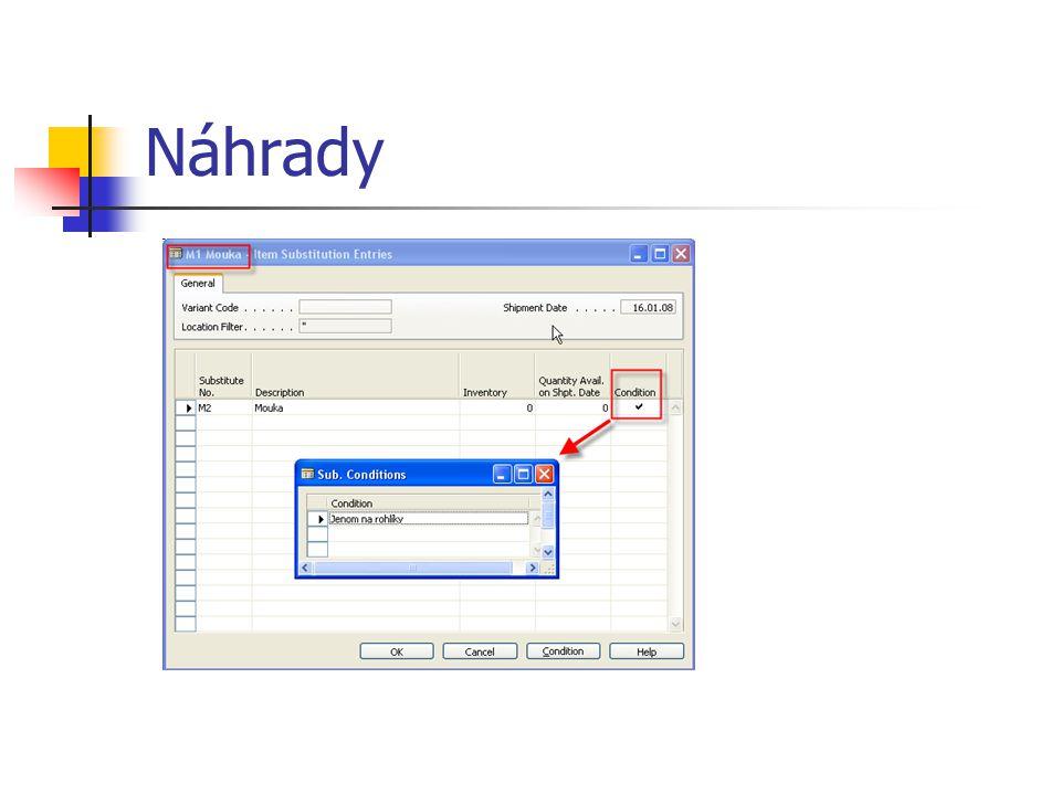 ATP-CTP 28.11.2008 12.12.2008 10 ks = Inventory, Lead Time=5D 20 ks = Purchase Order Pozor na záložku SO Shipping->Shippment Date !!!.