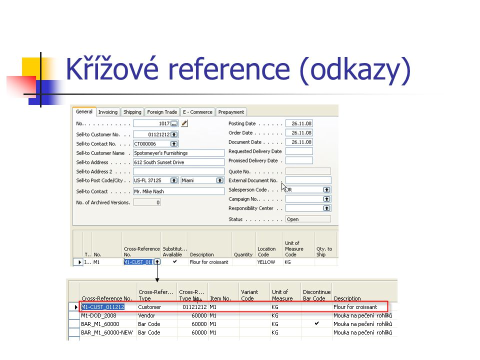 Rezervace-Tracing (if Lot No) RESERVATION SURPLUS TRACKING PROSPECT