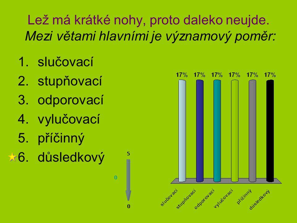 Téma: Souvětí souřadné – 8.roč. Použitý software: držitel licence - ZŠ J.